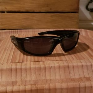 Choppers Sunglasses with Silver Accents
